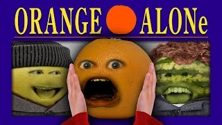 Annoying Orange - ORANGE ALONE