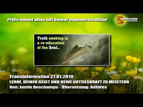 DIE NATUR DER WAHRHEIT UND WIE MAN SIE MANIPULIERT ~ 27.01.2019 - Transinformation