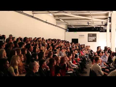 UEL: Graduate Fashion Week 2015