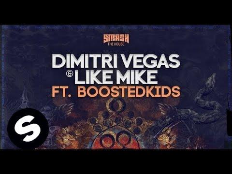 Dimitri Vegas & Like Mike vs Boostedkids - G.I.P.S.Y. (Original Mix)