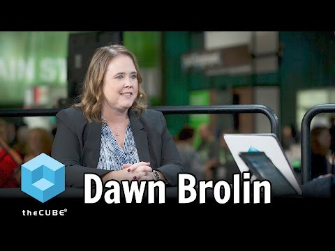 Dawn Brolin, CPA, CEO, Powerful Accounting – #QBConnect #theCUBE @dawnbrolin