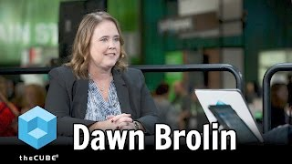 Dawn Brolin, CPA, CEO, Powerful Accounting - #QBConnect #theCUBE @dawnbrolin