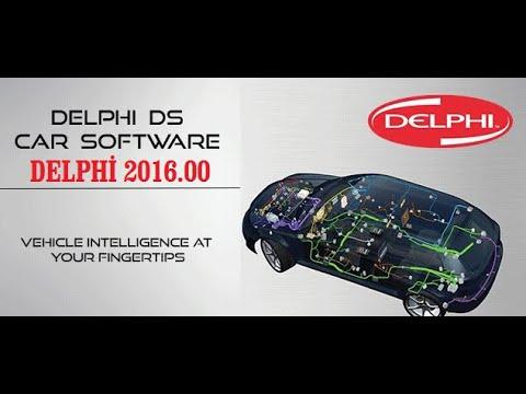 Delphi 2016.01 Kurulum, Delphi 2016.1 - How To Install Delphi 2016.1 - Autocom 2016