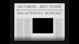 BOY THODE,,,  UN FABOR...KU ERA