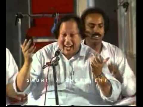 Nusrat Fateh Ali Khan live- qawwal - dama dam mast kalander