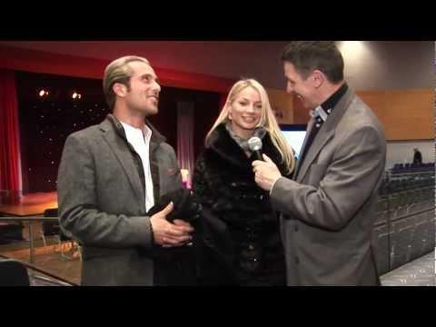 Yulia Zagoruychenko & Riccardo Cocchi - Interview 2013