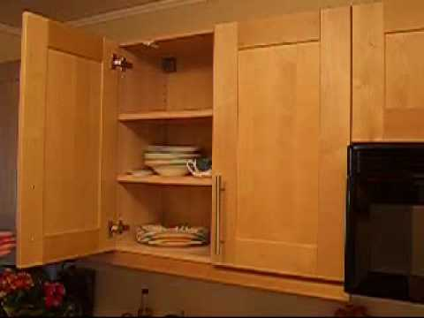 Silent Cabinets Soft Close Dampers - YouTube