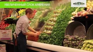 видео Дизайн овощей и фруктов