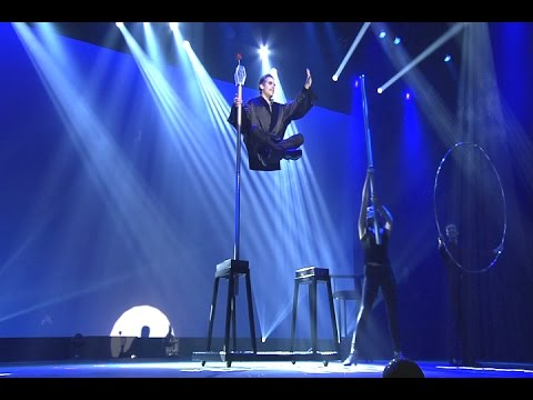 Michael Grandinetti Magic - Live On Stage 2018