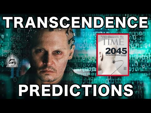 TRANSCENDENCE Predicted Brain Implants, Nanobots, Mind Uploading, Cyborgs & Transhumanist Revolution
