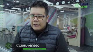 Ato Abrego - Exvoluntario Talent Land