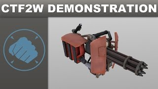 cTF2w Demonstration: Immobile Sentry
