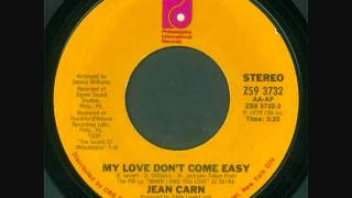 Jean Carn - My Love Don