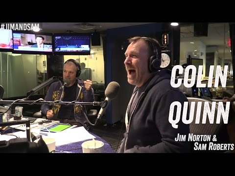 Colin Quinn - Julian Assange, Ken Bone, Jim's Enema, etc - Jim Norton & Sam Roberts