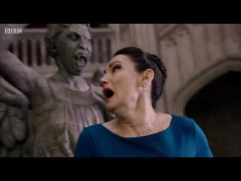 "Doctor Who Spin Off ""Class"" - The Weeping Angels Return"