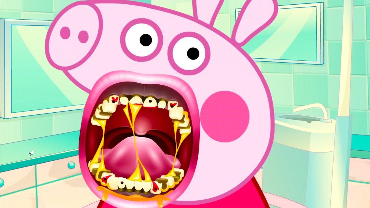 crazy peppa pig youtube