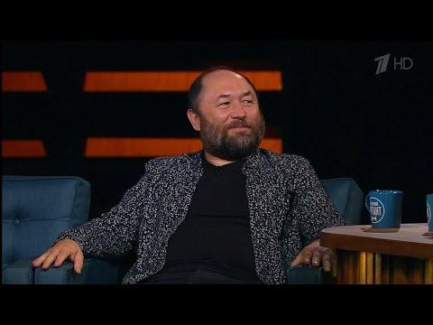 Вечерний Ургант. В гостях У Ивана - Тимур Бекмамбетов.(22.06.2016)