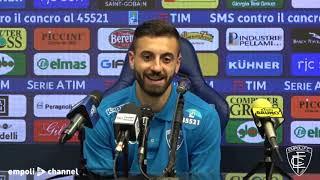 Le parole di Ivan Provedel e Francesco Caputo al termine di Empoli-Udinese