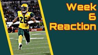 Alliance of American Football : Week 6 Reaction with Highlights