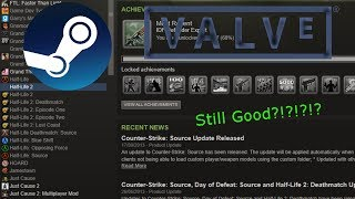 How are Valve's Servers in 2019?