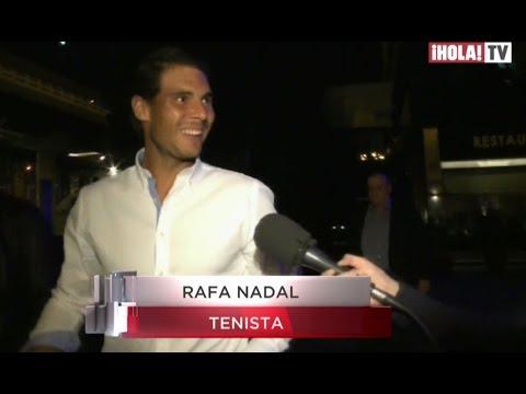 El Rey Juan Carlos y el tenista Rafael Nadal cenan juntos en el Restaurante Tatel | La Hora ¡HOLA!
