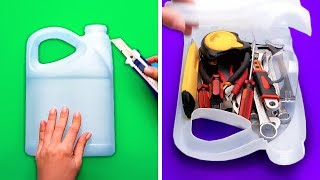 20 GREAT DIY IDEAS WITH THINGS THAT EVERYONE CONSIDER GARBAGE