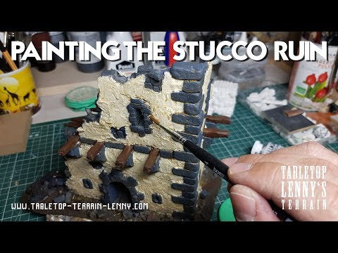 Tutorial: Painting A Medieval Fantasy House