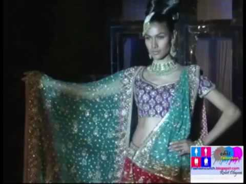India Bridal Week Reported by Rohit Dhyani
