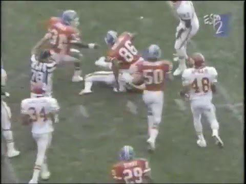 1992 - Chiefs vs. Broncos