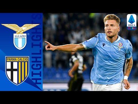 Lazio 2-0 Parma   Immobile and Marušić Secure Lazio Victory!   Serie A
