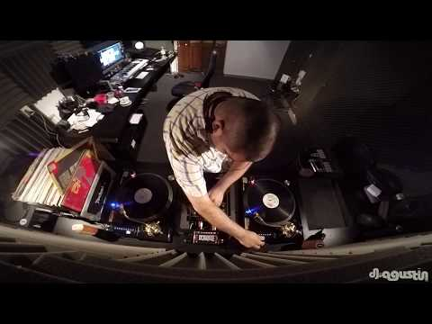 Dj Agustin - Funky Mixtape 70s & 80s (100% vinyl mix) Disco Funk Retro