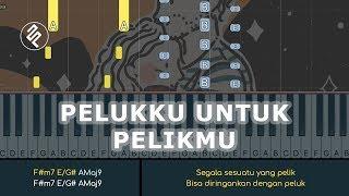 Download lagu Fiersa Besari - Pelukku untuk Pelikmu Piano Karaoke Instrumental / Kunci Chord / Lirik / Tutorial