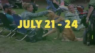 The Calgary Folk Music Festival July 21-24, 2016!