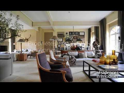 CHARBONNIERES - MAISON A VENDRE - 1 990 000 € - 2600 m² - 28 pièces
