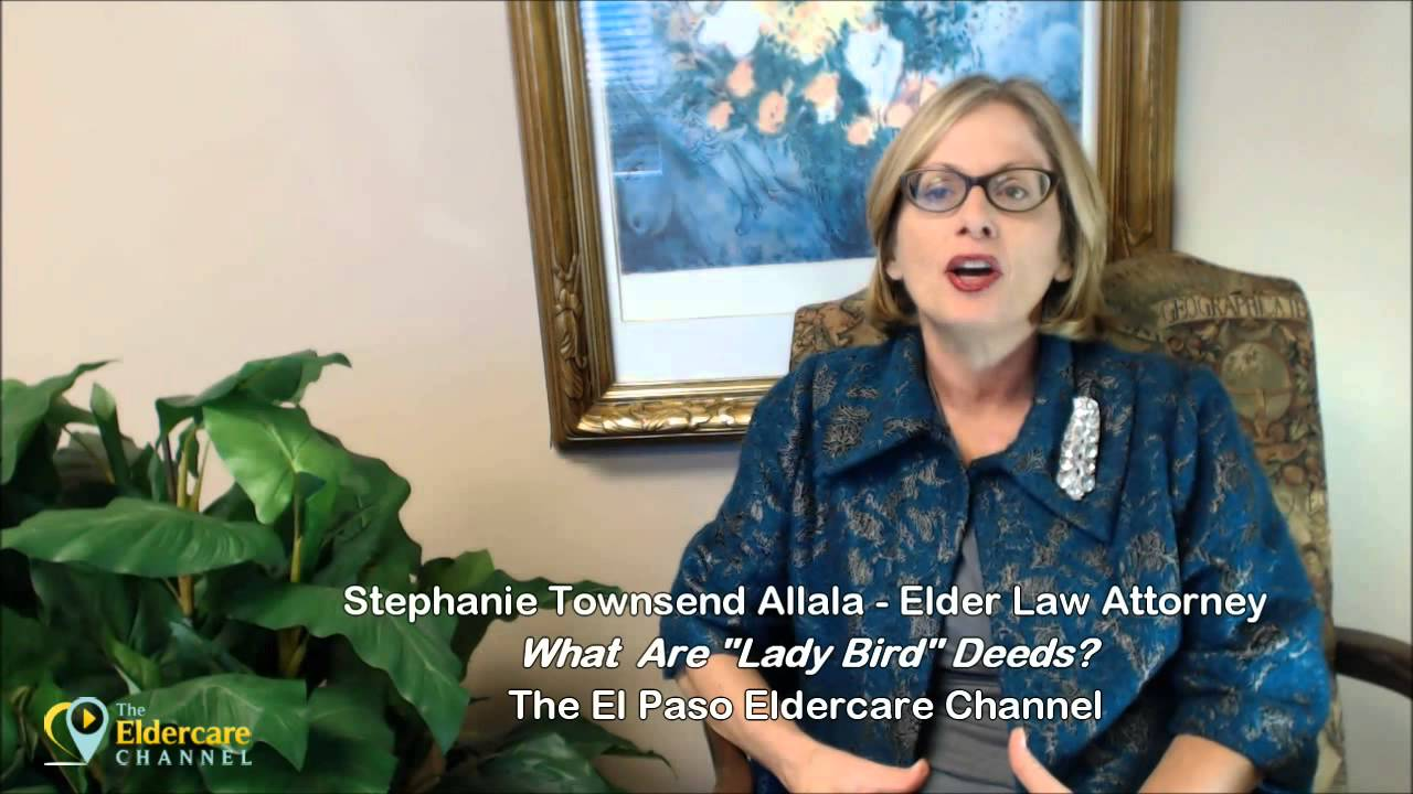 Lady Bird Deeds in Texas or The Enhanced Life Estate Deed Defined ...
