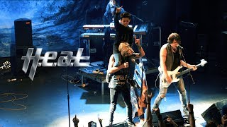 """H.E.A.T. """"A Shot At Redemption"""" live in Athens 2019 (4k)"""