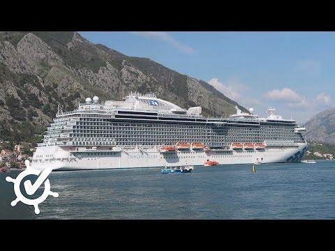 Majestic Princess: Live-Rundgang auf dem Schiff der Royal-Klasse von Princess Cruises