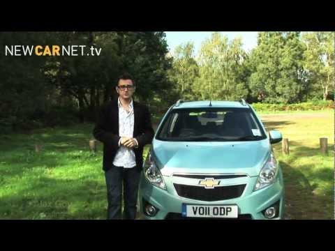 Chevrolet Spark : Car Review
