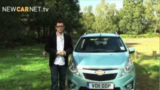 Chevrolet Spark : Car Review