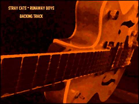 Strays Cats Runnaway Boys Bass Cover