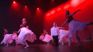 Carried to the Table - Machaneh Christian School of Dance Ballet Performance