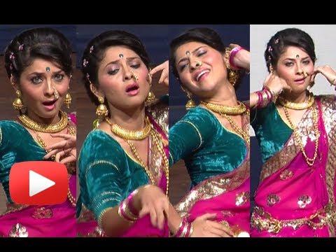 Sonalee Kulkarni Performs Lavani In Marathi Movie Zapatlela 2 3D!
