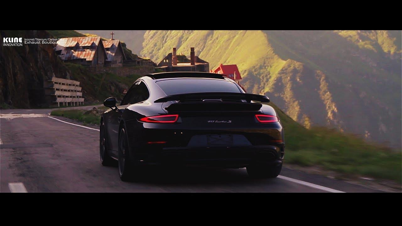 Porsche 991 Turbo S Exhaust • Kline Innovation