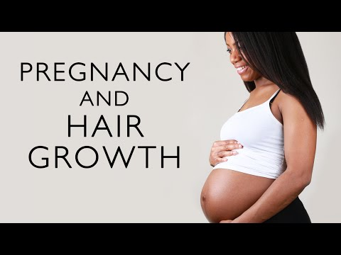 Pregnancy and Hair Growth   Common Questions