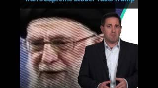 رئيس ايران أية الله الخامنئي يتوعد ترامب بحرب دامية