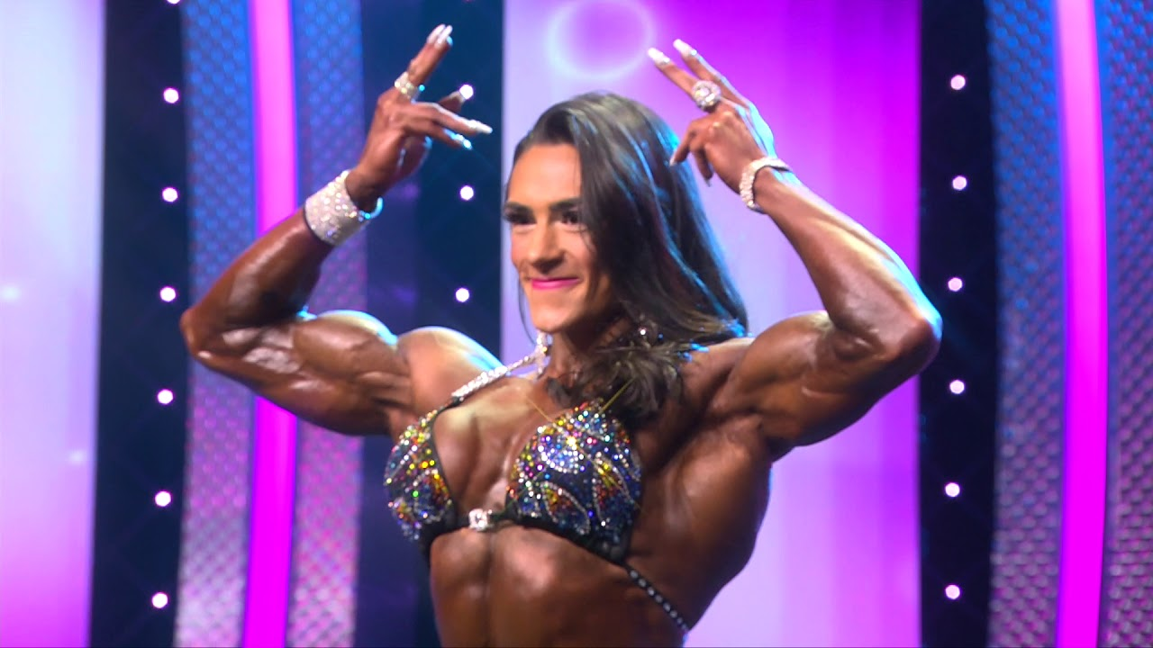Women's Physique: Arnold Sports Festival USA