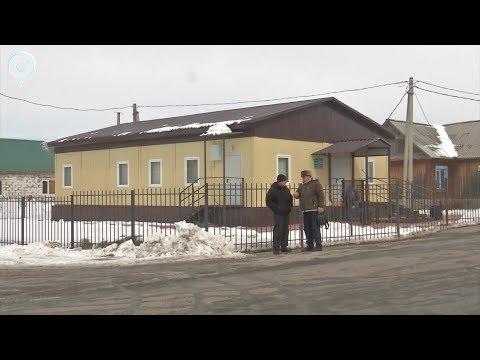 В посёлке Майский Черепановского района открыли новый фельдшерско-акушерский пункт