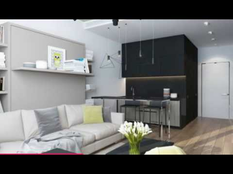 6 Beautiful Home Designs Under 30 Square Meters With Floor Plans Youtube