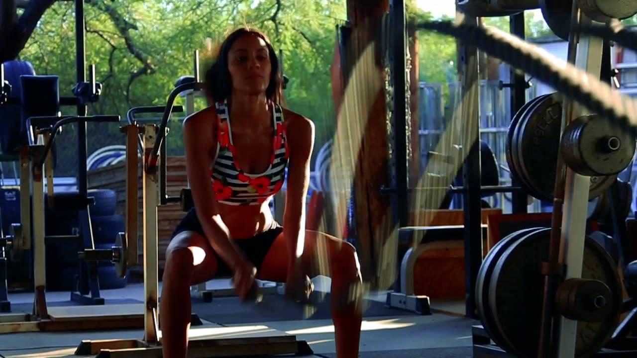 e02f23de89a03 Senita Athletics - Sarah Sports Bra - Bra With Pocket - YouTube