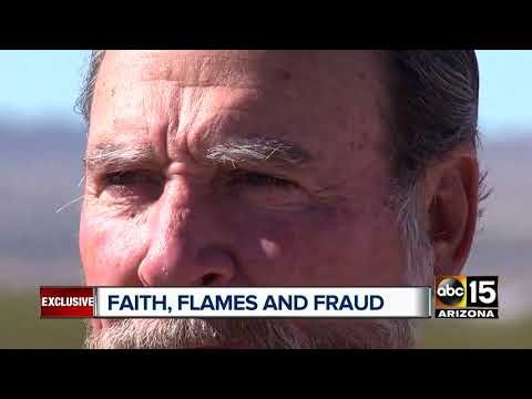 Mystery remains after Dolan Springs church burns to the ground